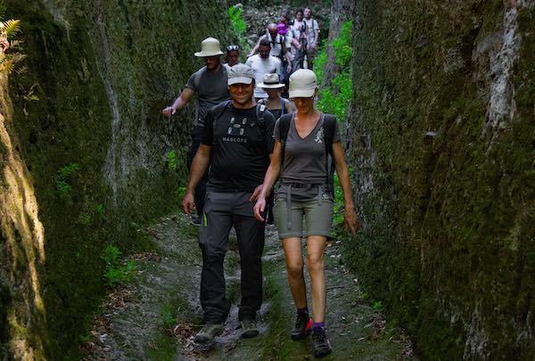 """Torna """"Pitigliano Walks & Trekking"""". Prima escursione, """"Donna tra sacro e profano"""""""
