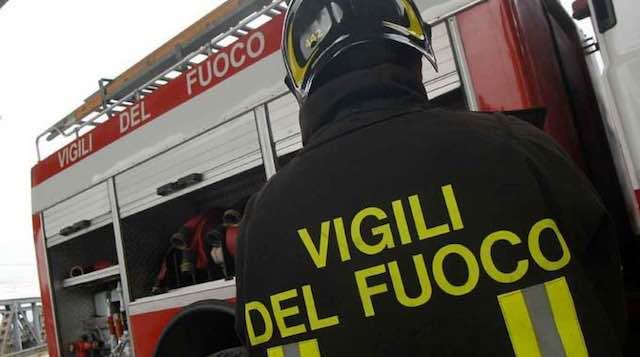 Rallentamenti sull'A1 tra Orvieto e Fabro per un incendio