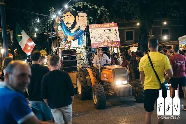 Festa del Vino da record, oltre 30 mila presenze ai piedi dei Cimini