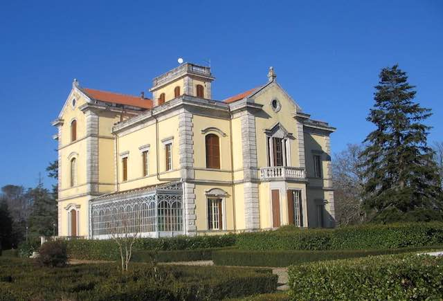 Villa Cahen: visita (con gusto) al gioiello Liberty della Selva di Meana