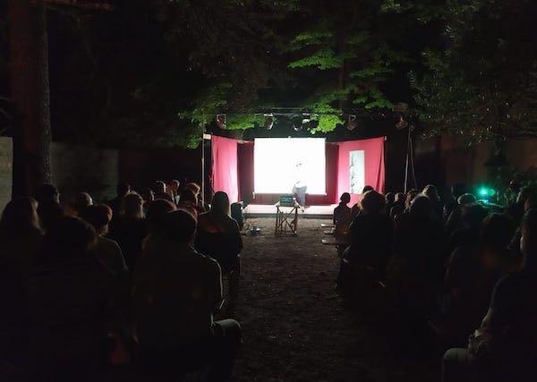 Teatro, cinema, musica e letteratura nel Parco di Villa Valentini