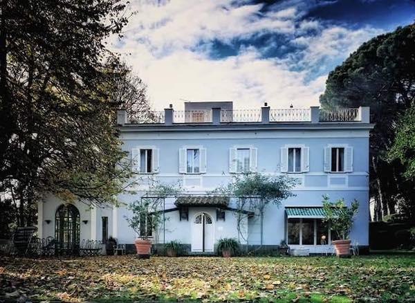 """Il Relais """"Villa Lina"""" si svela per """"In Love"""". Galà Party di """"The Italian Wedding Stars"""""""