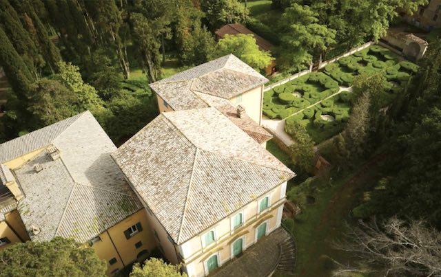 Al via il progetto di riqualificazione di Villa Paolina