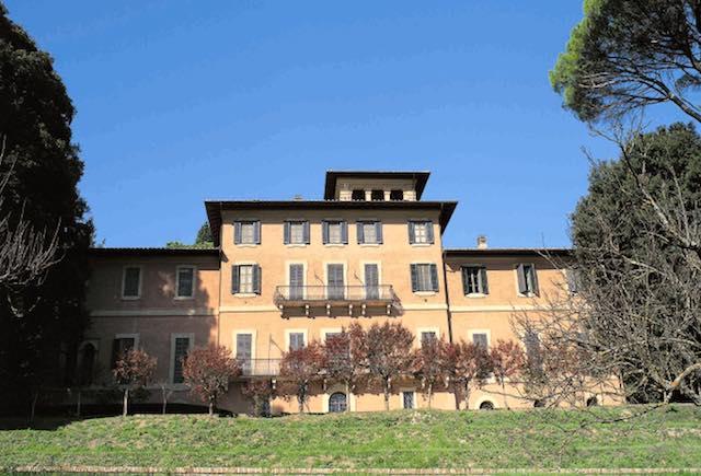 Aperitivo a Villa Spinola, alla scoperta della Fondazione Giordano