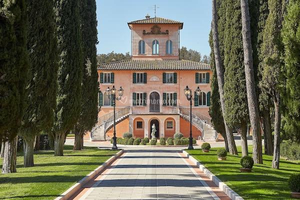 Masterclass per organizzatori di eventi a Villa Valentini Bonaparte