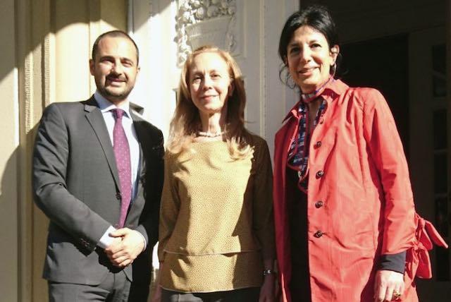 Orvieto a Lussemburgo, proficuo incontro tra Comune e Ambasciata