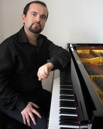 """Pier Paolo Vincenzi omaggia Wagner. Con il suo concerto per piano solo si conclude domenica il Festival """"Orvieto Musica e Cutura"""""""
