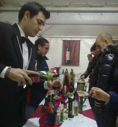 La Strada dei Vini Etrusco Romana e il Consorzio dei vini Orvieto alla Mostra Nazionale del Tartufo di Fabro