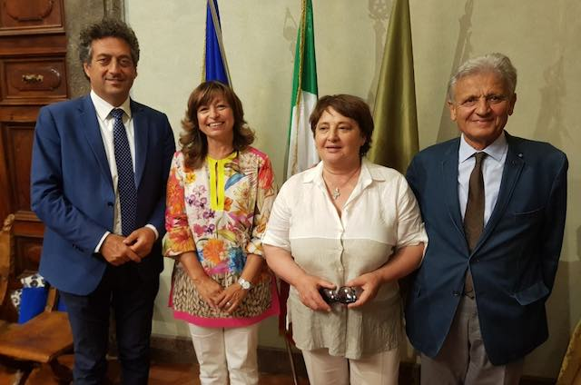 """Simposio Europeo Enoturismo, a Orvieto l'assemblea dei sindaci dell'Associazione """"Città del Vino"""""""
