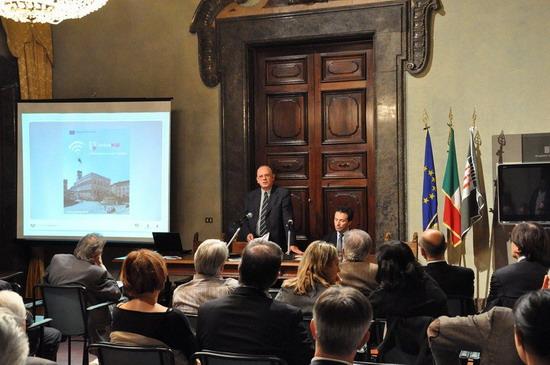 Progetto Umbria Wifi: attivata la rete a Perugia, 24 accessi gratuiti già funzionanti. Presto attiva anche a Orvieto