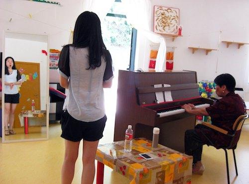 Tra studio e divertimento, ecco la giornata tipo degli allievi dei corsi estivi di interpretazione musicale