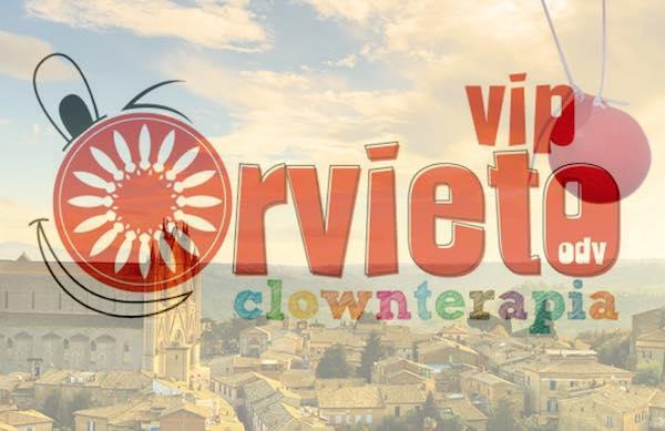 """Nasce l'Associazione di Clownterapia """"Viviamo in Positivo Orvieto Odv"""""""