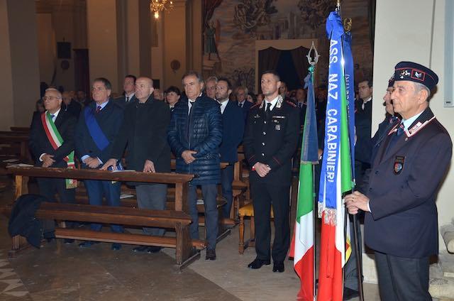 I Carabinieri celebrano la Virgo Fidelis, patrona dell'Arma
