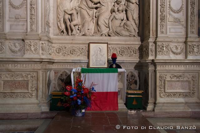 In Duomo la celebrazione della Virgo Fidelis, Patrona dell'Arma dei Carabinieri