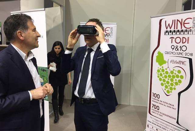 Al Vinitaly 2018 Engineering porta il digitale che aumenta i sensi