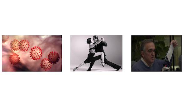 Il virus, il tango argentino e le mascherine di Andrea Carli