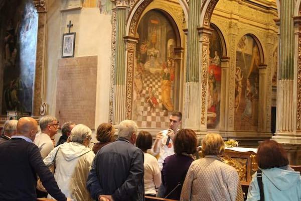 Oltre 700 visitatori al Santuario e al Castello di Mongiovino Vecchio