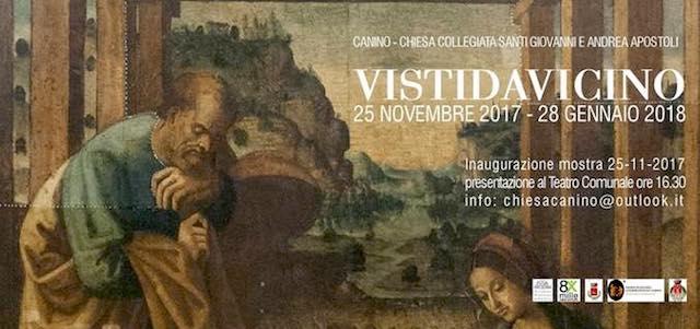 """""""Visti da vicino"""". Mostra nella Collegiata dei Santi Giovanni e Andrea Apostoli"""