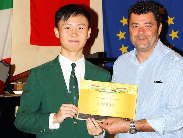 Borse di studio da Pechino per i migliori corsisti di Castel Viscardo