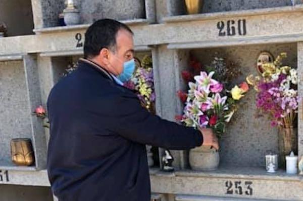 Pulizia del Cimitero in occasione delle festività pasquali