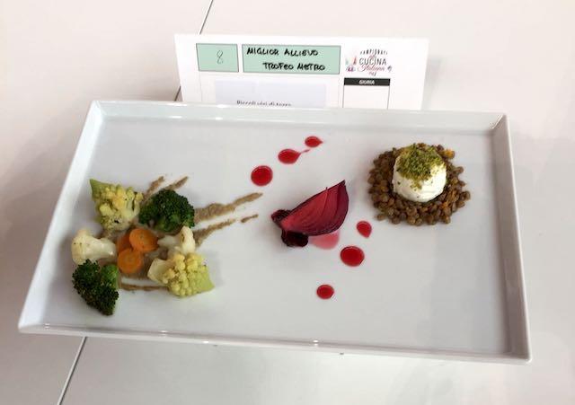Orvieto ai Campionati della Cucina Italiana, medaglia di bronzo per Consuelo Caiello e Angelo D'Acquisto