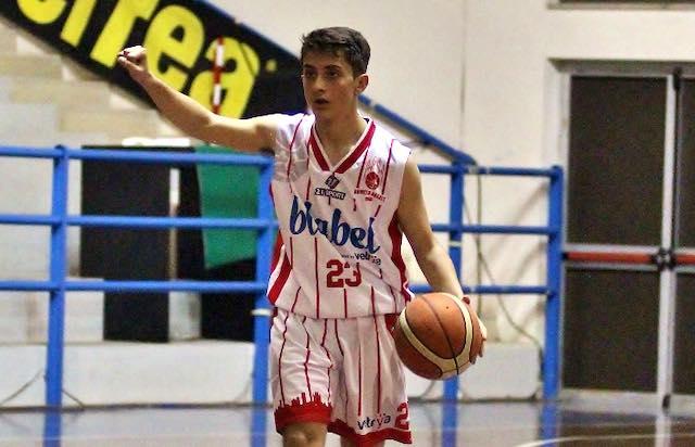 La Vetrya Orvieto Basket si aggiudica Gara 1 di Semifinale