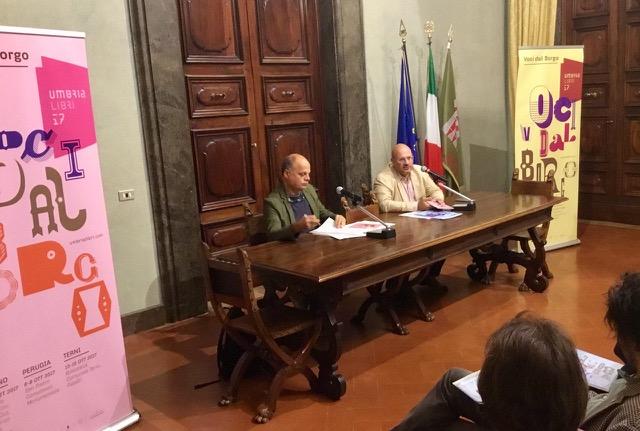 """Dedicata al tema """"Voci dal Borgo"""", l'edizione 2017 di """"Umbrialibri"""" omaggia Anna Marchesini"""