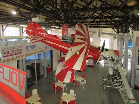 Volandia, un luogo magico sulla storia e il sogno del volo aeronautico