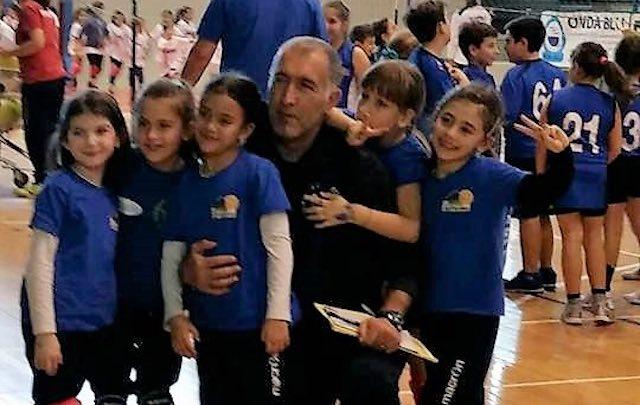 Orvieto Volley Academy, piccoli talenti crescono