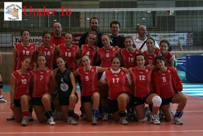 Volley Team Orvieto U16 ancora in trionfo