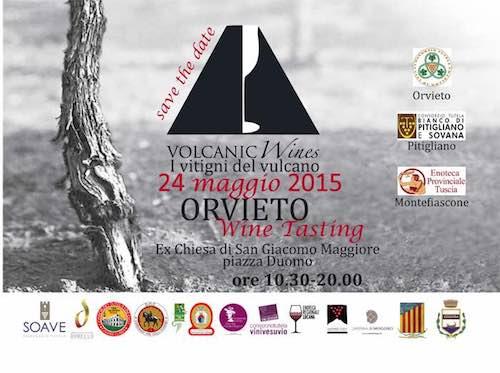 """Orvieto, Montefiascone e Pitigliano ancora uniti sotto il segno di """"Volcanic Wines"""""""