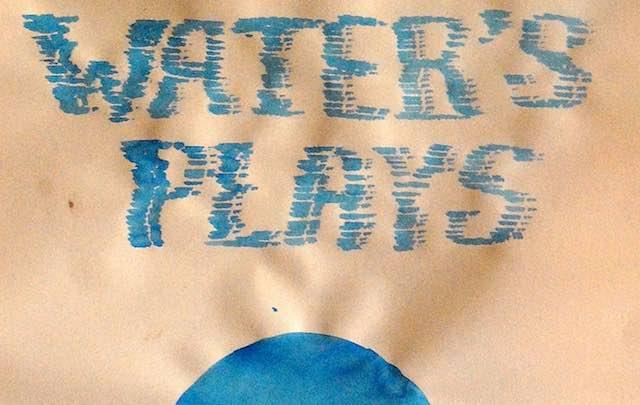 """""""Oltre il visibile"""" presenta la prima edizione della rassegna teatrale """"Water Plays"""""""