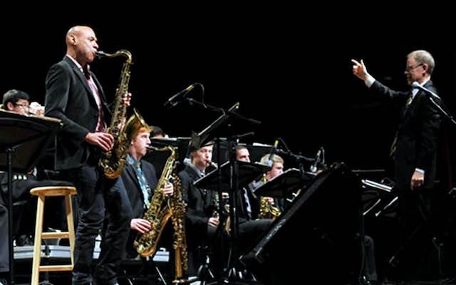"""Whitworth University Jazz in concerto a chiusura de """"Il Borgo si illumina"""""""