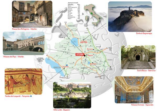 """Al lavoro per """"Wikituscia"""", il progetto per incrementare il turismo in tre mosse"""