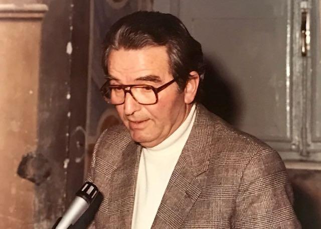 Una lapide per ricordare il sindaco emerito Wladimiro Giulietti
