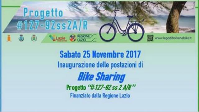 E-Bike Sharing intorno al lago, tre Comuni pronti a pedalare insieme