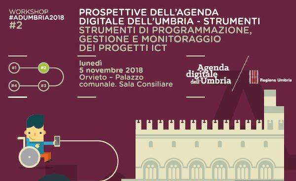 Focus in Comune sulle prospettive dell'Agenda Digitale dell'Umbria