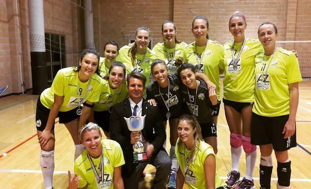 La Zambelli Orvieto è compatta e trionfa al torneo di Alatri