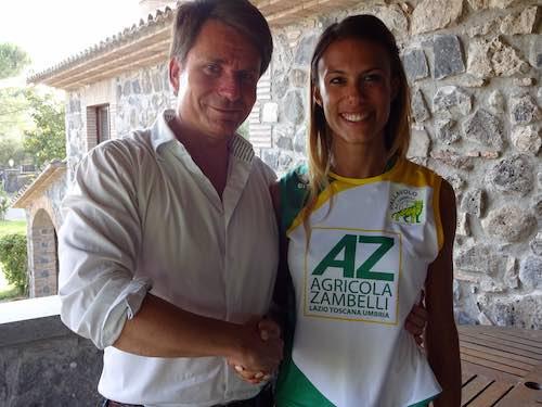 Martina Sabbatini è il primo acquisto della Zambelli Orvieto
