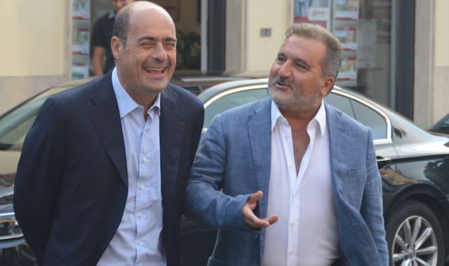 """Panunzi (Pd) all'incontro con Zingaretti: """"Basta attendere, serve la svolta"""""""