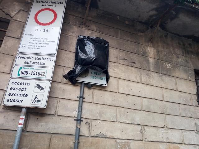 """""""Il varco elettronico di Via Malabranca non sarà un muro, ma uno strumento"""""""