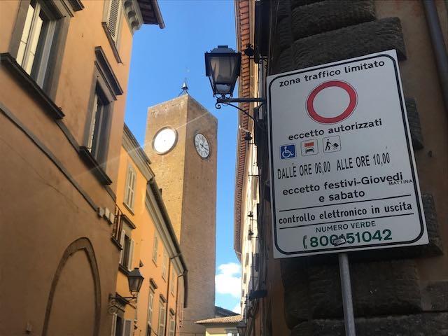 Carico/scarico merci, dal 12 novembre in vigore le modifiche nel centro storico