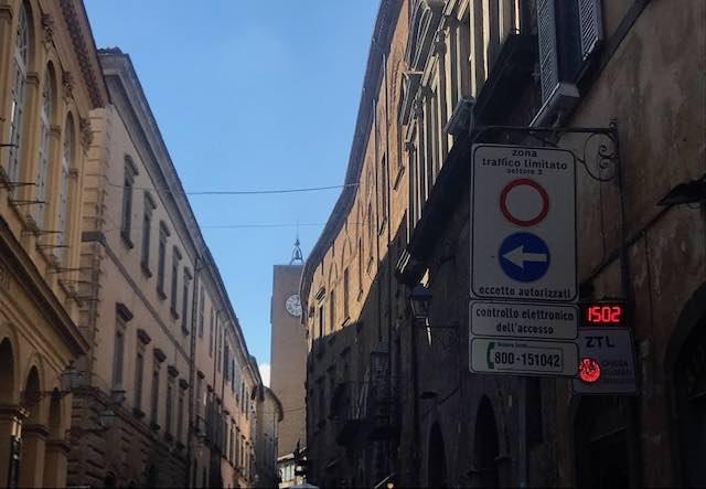 Corso Cavour libero dalle auto nella notte tra il 6 e il 7 novembre
