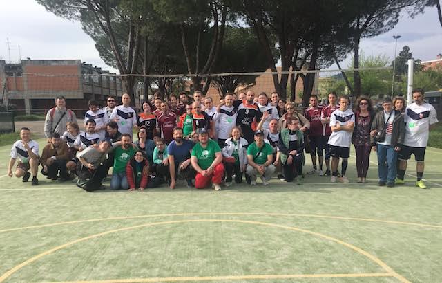 Torneo regionale di pallavolo integrato Anpis, vince l'entusiasmo di stare insieme
